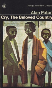 "Penguin edition of ""Cry the Beloved Country"""