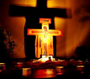 Contemplation at Taize