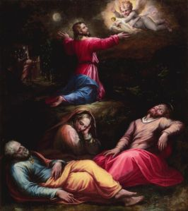 Vasari :The Garden of Gethsemane